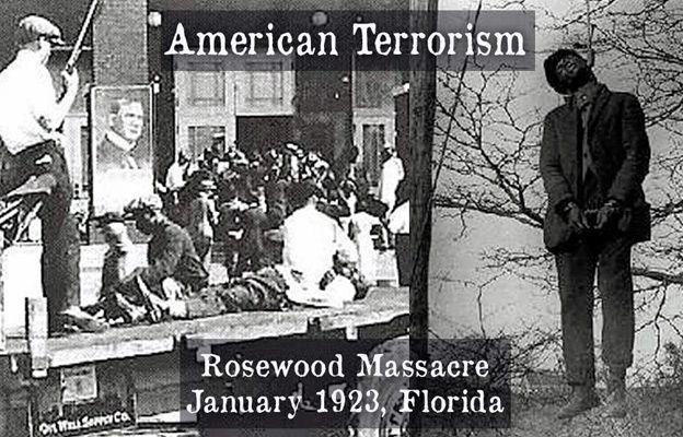 rosewood massacre essay